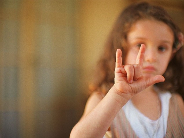 deaf children The same language barriers that limit deaf understanding of the gospel also make deaf children an appealing target for sexual predators.