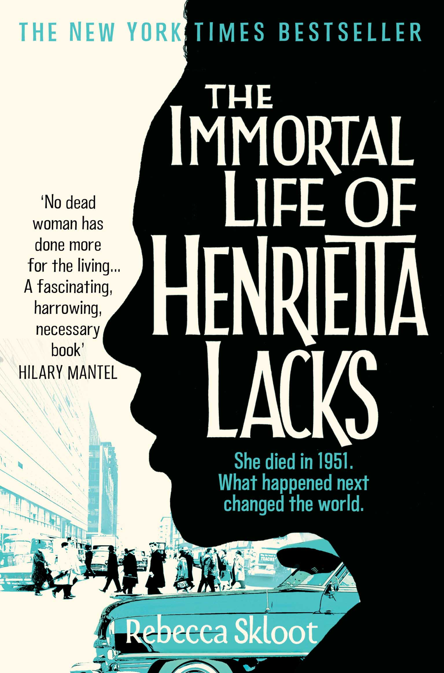 The immortal life of henrietta lacks summary essay